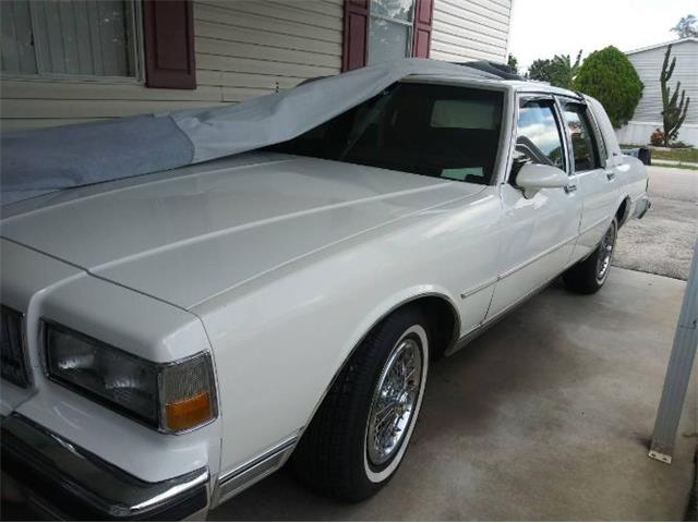 1989 Chevrolet Caprice (CC-1424913) for sale in Cadillac, Michigan