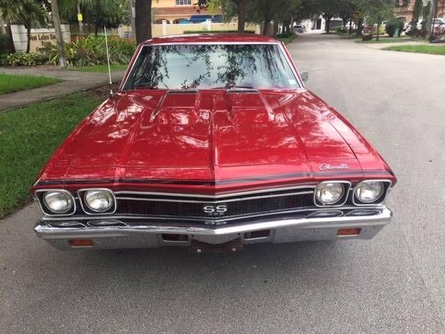 1968 Chevrolet Chevelle (CC-1424915) for sale in Cadillac, Michigan