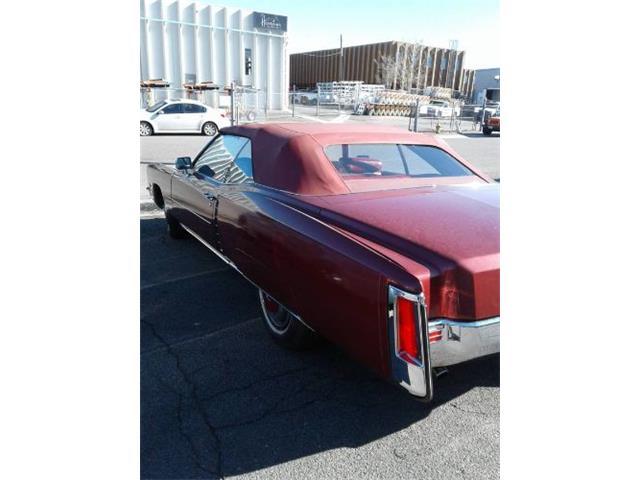 1972 Cadillac Eldorado (CC-1424917) for sale in Cadillac, Michigan