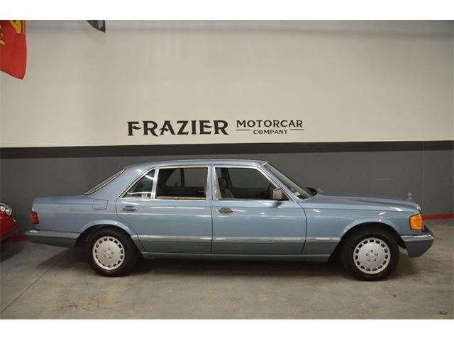 1987 Mercedes-Benz 420SEL (CC-1424920) for sale in Lebanon, Tennessee