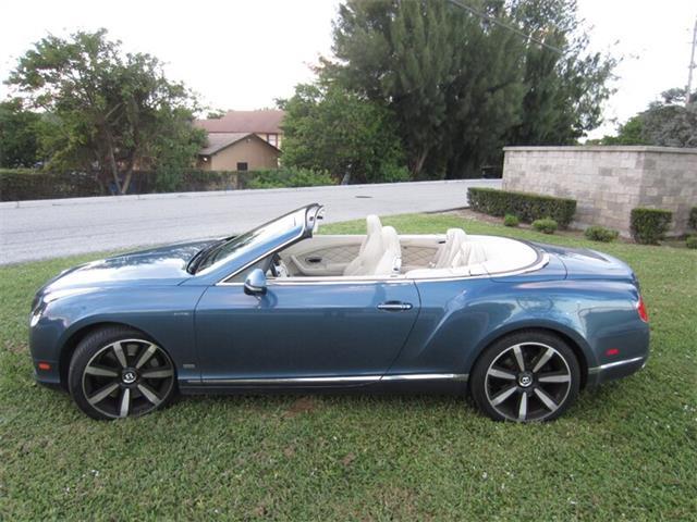 2013 Bentley Continental (CC-1424923) for sale in Delray Beach, Florida