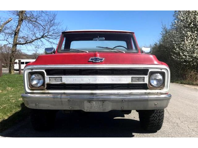 1970 Chevrolet 1/2-Ton Pickup (CC-1424928) for sale in Harpers Ferry, West Virginia