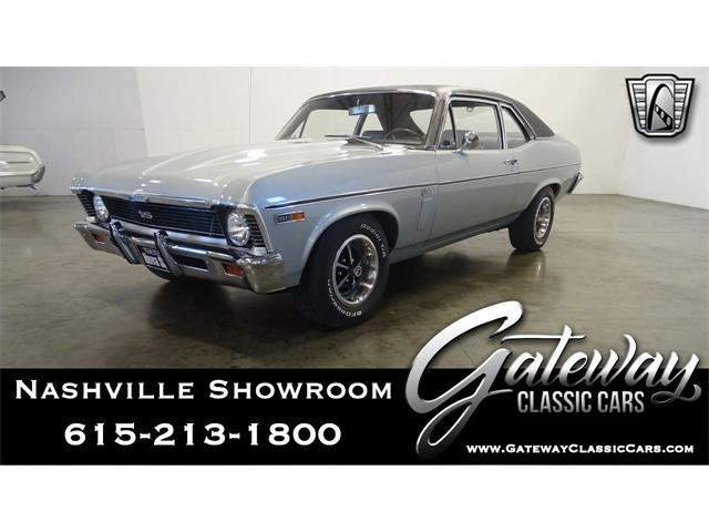 1969 Chevrolet Nova (CC-1424929) for sale in O'Fallon, Illinois