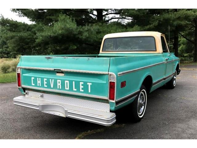 1972 Chevrolet C/K 10 (CC-1424932) for sale in Harpers Ferry, West Virginia