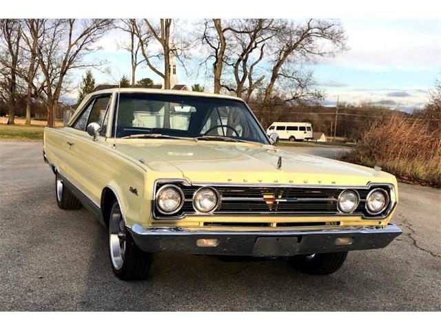 1967 Plymouth Satellite (CC-1424935) for sale in Harpers Ferry, West Virginia