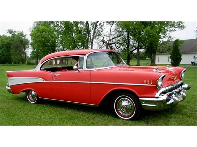 1957 Chevrolet Bel Air (CC-1424937) for sale in Harpers Ferry, West Virginia