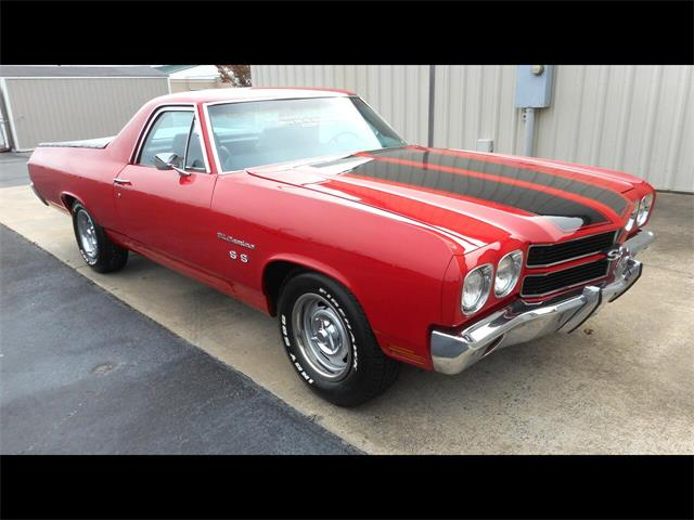 1970 Chevrolet El Camino (CC-1424939) for sale in Greenville, North Carolina