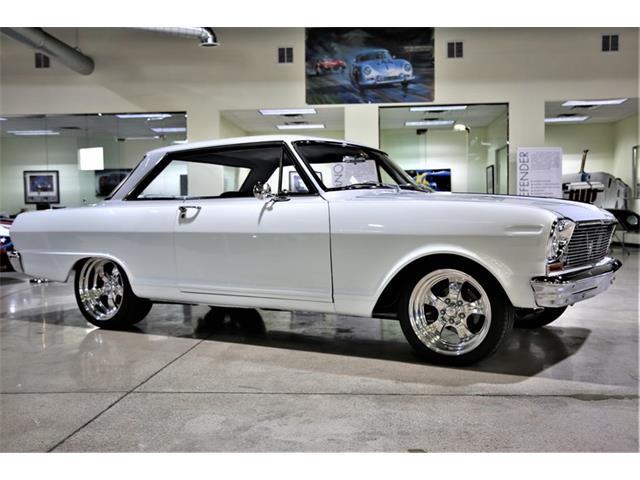 1964 Chevrolet Nova (CC-1420494) for sale in Chatsworth, California