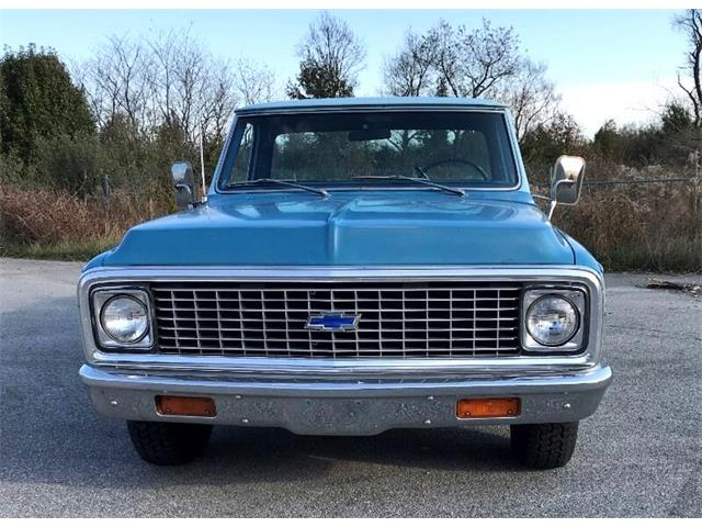 1972 Chevrolet Cheyenne (CC-1424942) for sale in Harpers Ferry, West Virginia