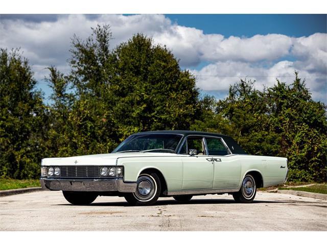1968 Lincoln Continental (CC-1424944) for sale in Orlando, Florida