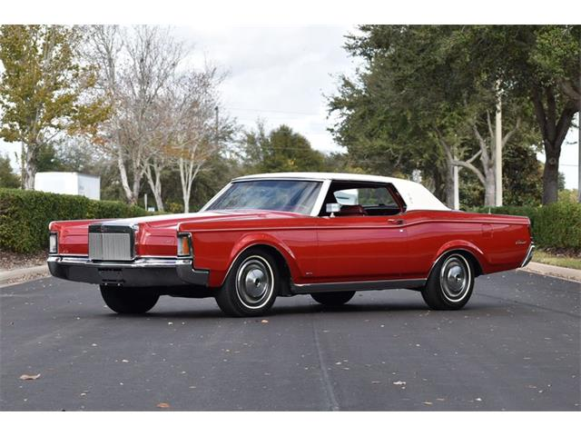 1970 Lincoln Continental Mark III (CC-1424948) for sale in Orlando, Florida