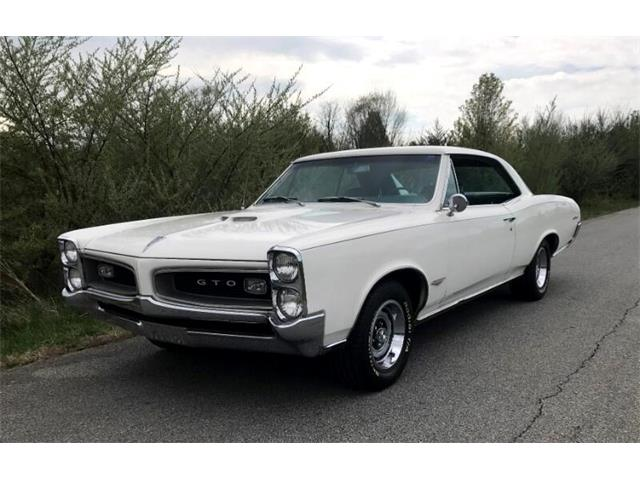 1966 Pontiac GTO (CC-1424949) for sale in Harpers Ferry, West Virginia