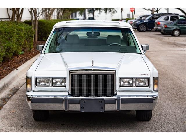 1988 Lincoln Town Car (CC-1424950) for sale in Orlando, Florida
