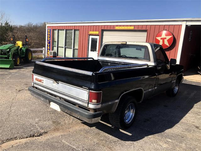 1987 GMC 1500 (CC-1424957) for sale in Wilson, Oklahoma