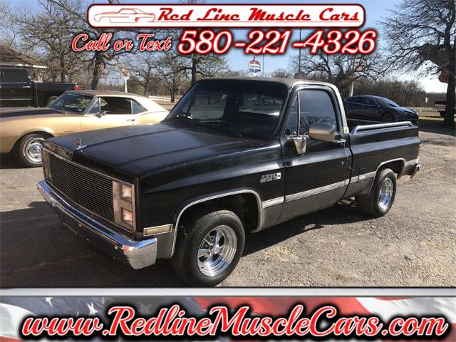 1987 GMC 1500 (CC-1424957) for sale in Wilson, Oklahoma