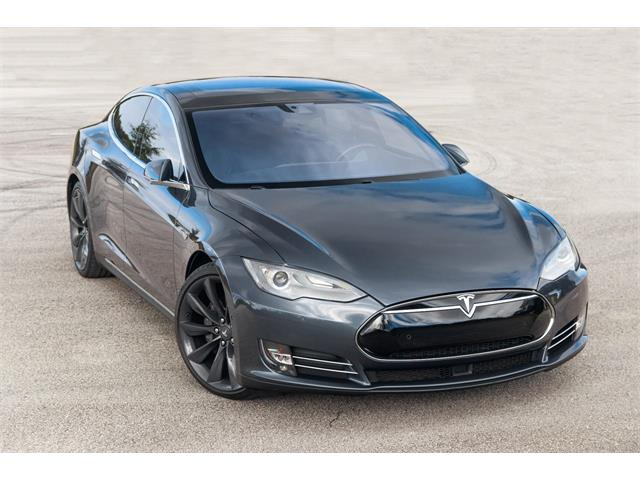 2016 Tesla Model S (CC-1424959) for sale in Ocala, Florida