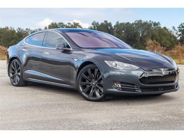 2016 Tesla Model S (CC-1424959) for sale in Ocala, Florida