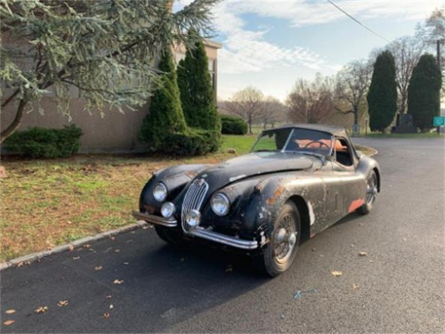 1954 Jaguar XK120 (CC-1420496) for sale in Astoria, New York