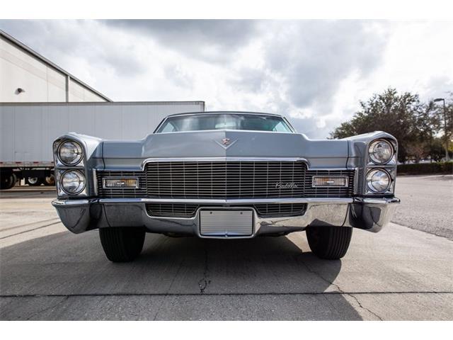 1968 Cadillac Coupe (CC-1424963) for sale in Orlando, Florida