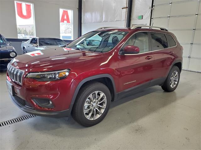 2019 Jeep Cherokee (CC-1424964) for sale in Bend, Oregon