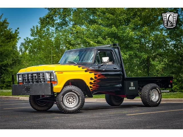 1979 Ford F150 (CC-1424966) for sale in O'Fallon, Illinois