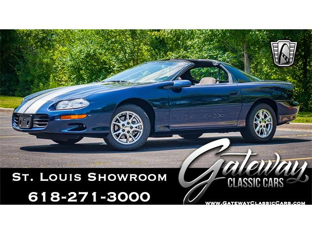 2002 Chevrolet Camaro (CC-1424967) for sale in O'Fallon, Illinois