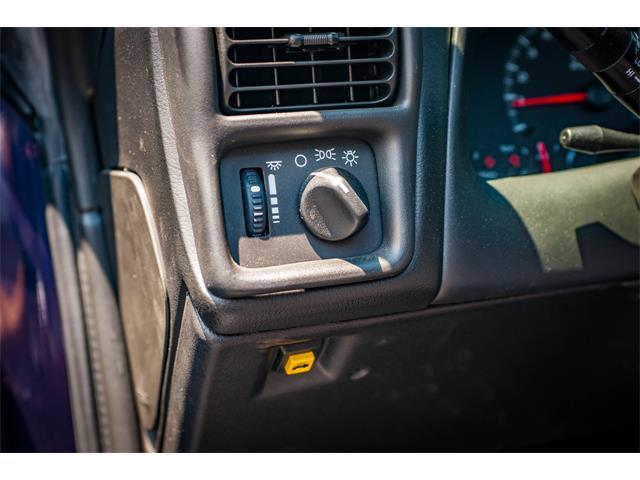 2002 Chevrolet Camaro (CC-1424967) for sale in O'Fallon, Illinois