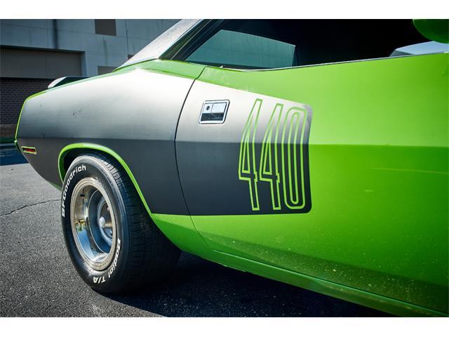 1971 Plymouth Barracuda (CC-1424970) for sale in O'Fallon, Illinois