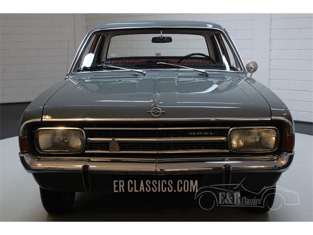 1967 Opel Olympia-Rekord (CC-1424983) for sale in Waalwijk, Noord Brabant