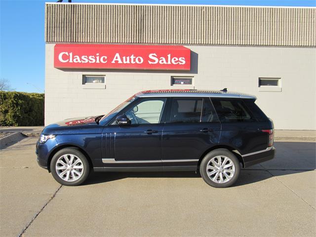 2016 Land Rover Range Rover (CC-1424987) for sale in Omaha, Nebraska