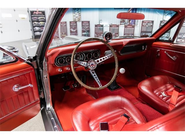 1966 Ford Mustang (CC-1424993) for sale in Seekonk, Massachusetts