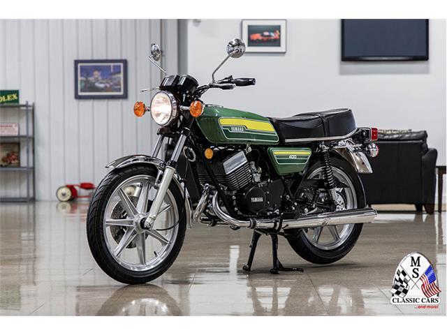 1976 Yamaha RD400 (CC-1424994) for sale in Seekonk, Massachusetts