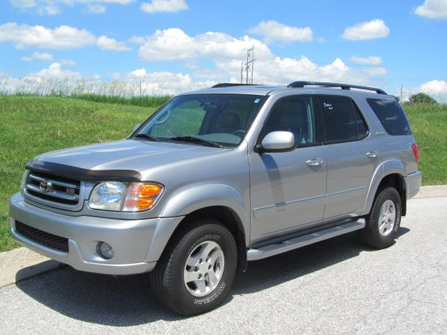 2002 Toyota Sequoia (CC-1424995) for sale in Omaha, Nebraska