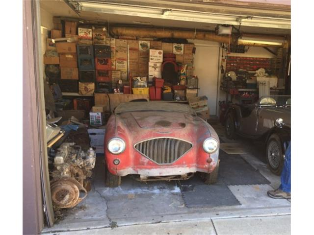 1954 Austin-Healey 100-4 (CC-1420501) for sale in Astoria, New York