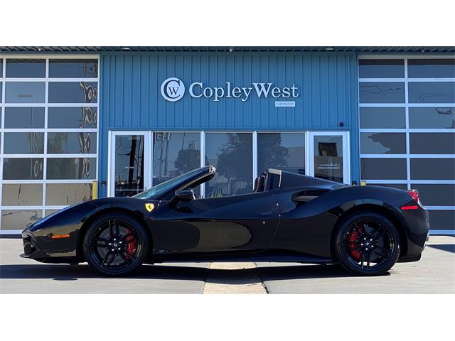 2019 Ferrari 488 Spider (CC-1425013) for sale in newport beach, California
