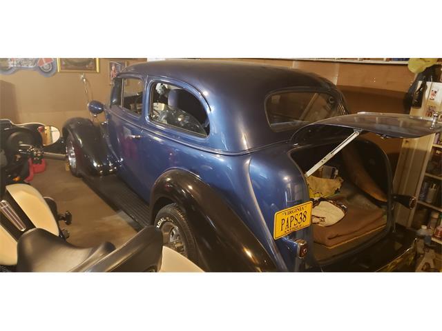 1938 Chevrolet 2-Dr Sedan (CC-1425015) for sale in Chesapeake, Virginia
