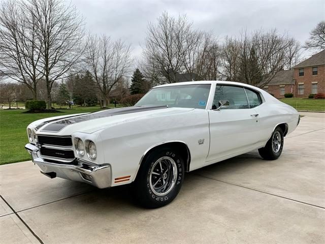 1970 Chevrolet Chevelle SS (CC-1425018) for sale in North Royalton, Ohio