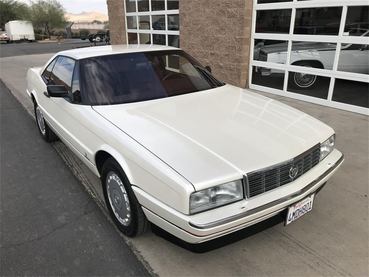 1989 Cadillac Allante (CC-1420502) for sale in Henderson, Nevada