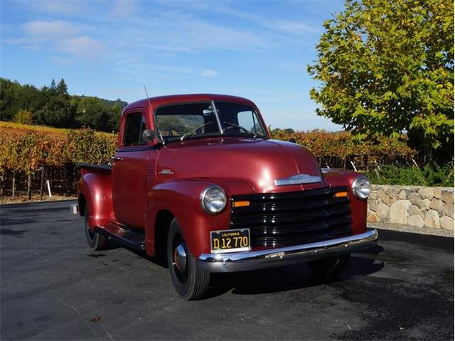 1953 Chevrolet 3100 (CC-1425027) for sale in Santa Rosa, California