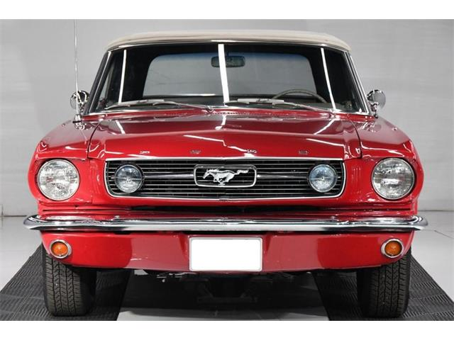 1966 Ford Mustang (CC-1425035) for sale in Volo, Illinois