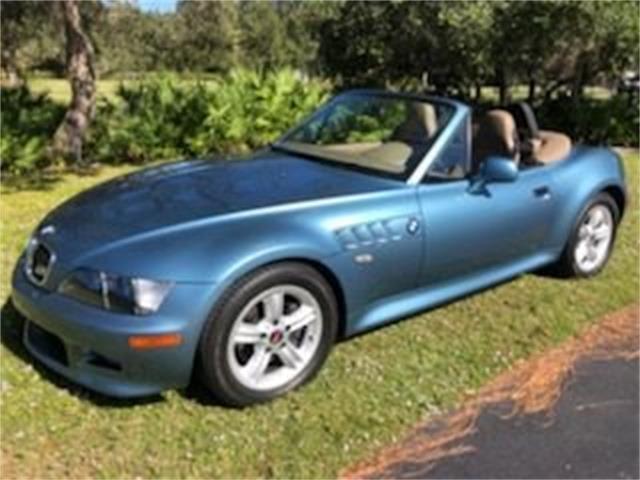 2000 BMW Z3 (CC-1425041) for sale in Punta Gorda, Florida