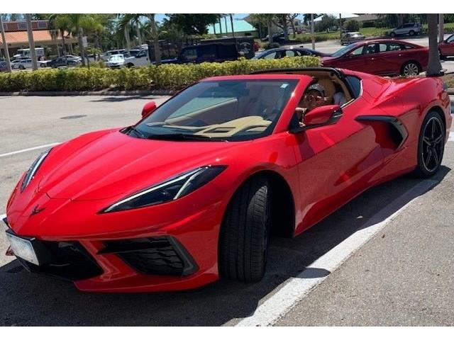 2020 Chevrolet Corvette (CC-1425043) for sale in Punta Gorda, Florida