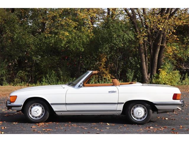 1972 Mercedes-Benz 350SL (CC-1425050) for sale in Alsip, Illinois