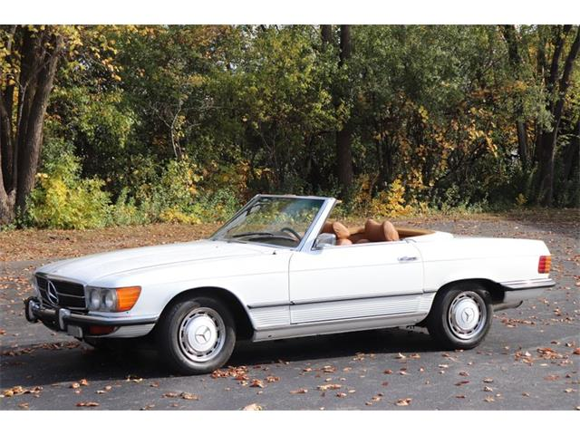 1972 Mercedes-Benz 350SL (CC-1425050) for sale in Alsip, Illinois