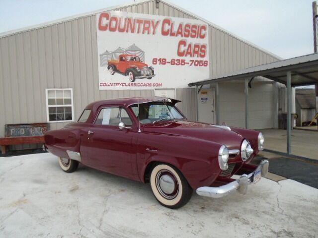 1950 Studebaker Champion (CC-1425051) for sale in Staunton, Illinois