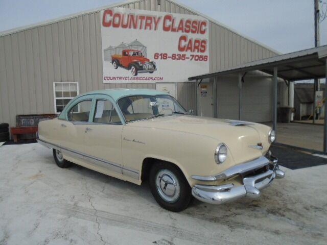 1953 Kaiser Manhattan (CC-1425053) for sale in Staunton, Illinois