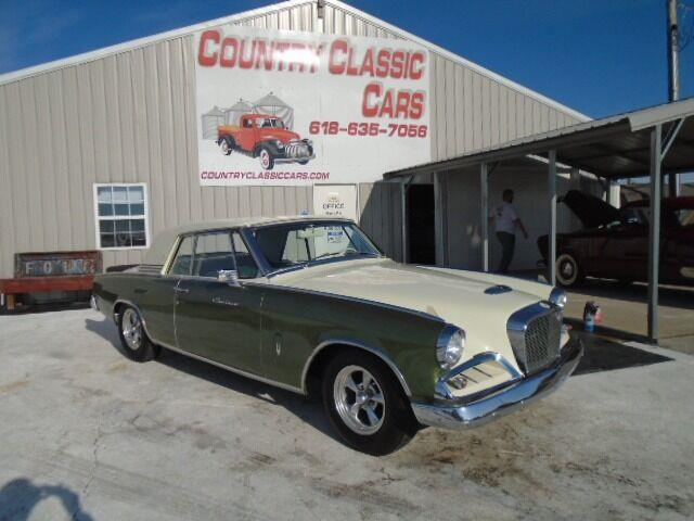 1962 Studebaker Hawk (CC-1425054) for sale in Staunton, Illinois