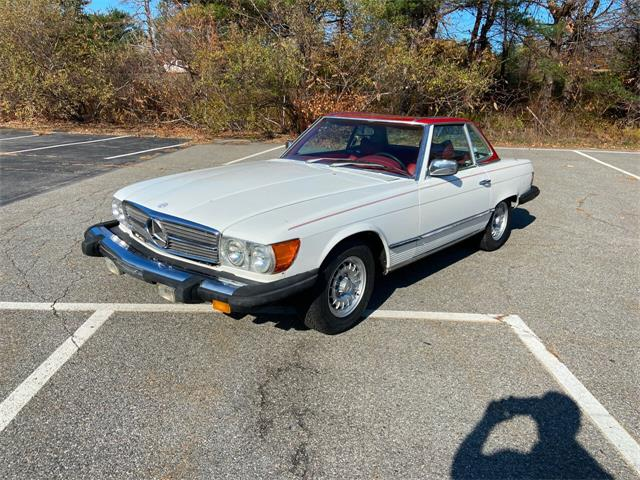 1978 Mercedes-Benz 450SL (CC-1420506) for sale in Westford, Massachusetts
