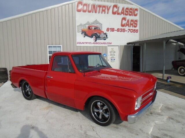 1967 Chevrolet C/K 10 (CC-1425060) for sale in Staunton, Illinois