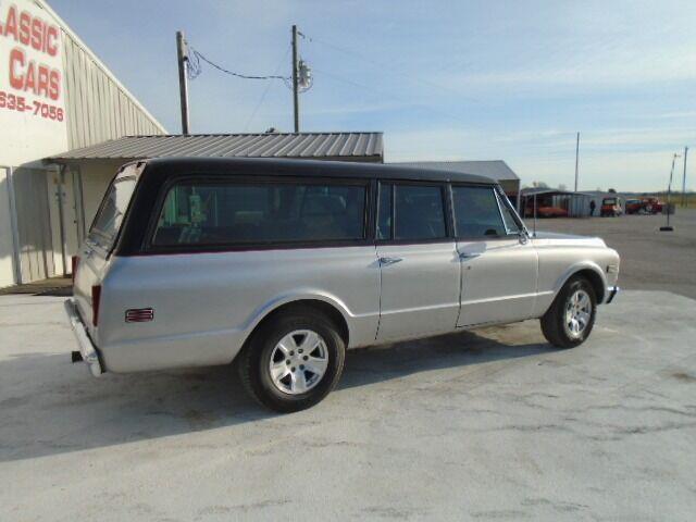 1970 Chevrolet Suburban (CC-1425061) for sale in Staunton, Illinois
